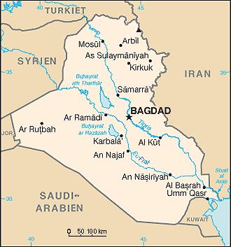 Stoppa utvisningarna av kristna Irakier